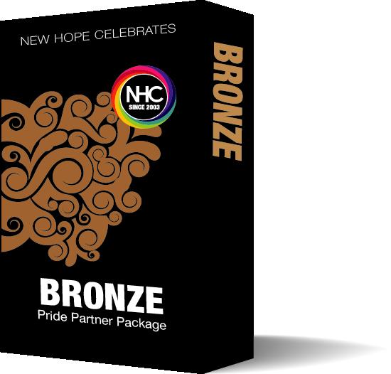 Bronze Package $1,200