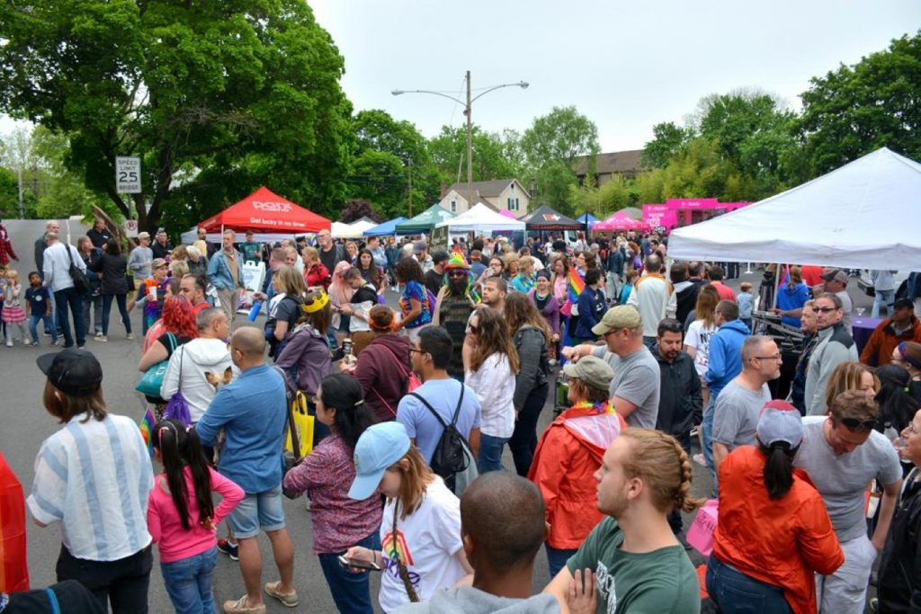 Thank you everyone for an awesome PrideFair 2019 - New Hope Celebrates